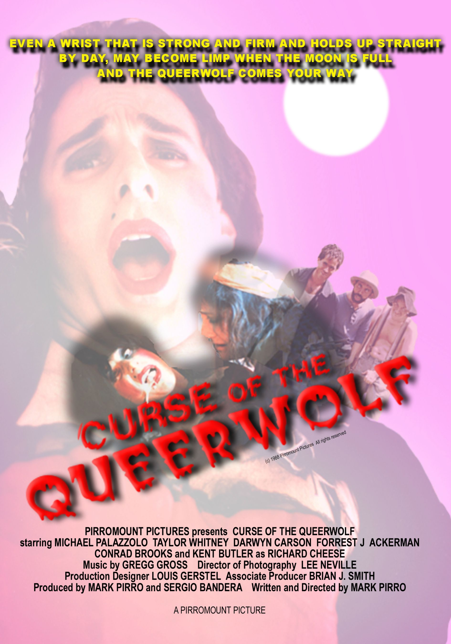 Curse Of The Queerwolf