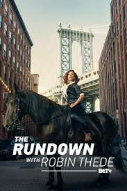 The Rundown With Robin Thede: Season 1